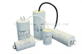 Italfarad Starting Capacitor 250V / Running Capacitor 450V