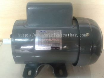 Offer Price for New Teco 0.18KW 1/4HP 4Poles Single Phase Induction Motor