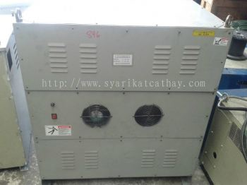 Second hand 25, 50, 150, 200, 250 KVA Double Winding Three Phase Step Down Transformer 415V to 200V