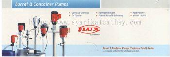 Spare Parts for Flux Pump