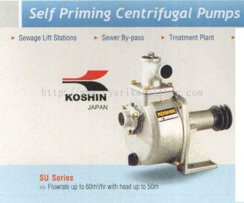 Koshin Self Priming Centrifugal Pump
