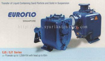 Euroflo Self Priming Centrifugal Pump