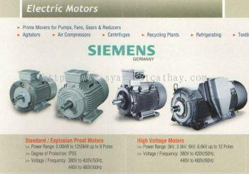Siemens Electric Motor