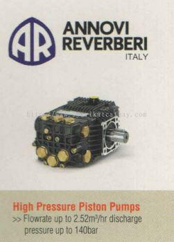 Annovi Reverberi High Pressure Piston Pumps