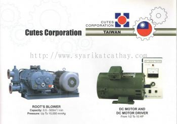 Cutes DC Motor and DC Motor Driver