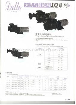 Datto Chemical Pump JXZ Series