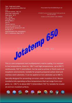 Jotatemp 650