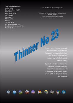 Thinner No 23