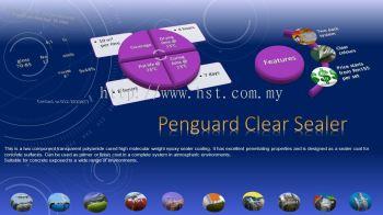 Penguard Clear Sealer