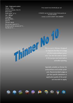 Jotun Thinner No 10