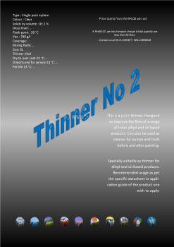 Jotun Thinner No 2