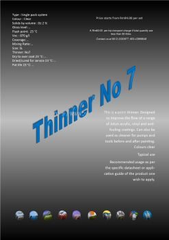 Jotun Thinner No 7