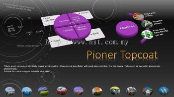 Pioner Topcoat
