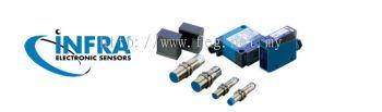 Infra Diffuse Sensor NPN/NO+NC D3=40CM MF01AD3 Malaysia
