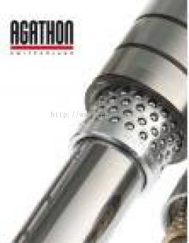 Agathon Ball Cage In Brass With PN: d1=25, d2=31, l2=92mm 763.25.920 Malaysia