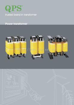 QPS Transformer Input: 110V/117V Capacitor: 1AMP