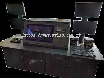Navy Monitoring Kiosk