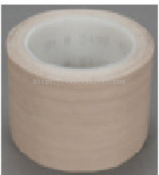 "24965 PTFE Tape Brown 36yd, 2"" x 4mil"