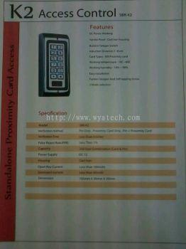 K2 Access Control
