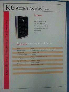 K6 Access Control