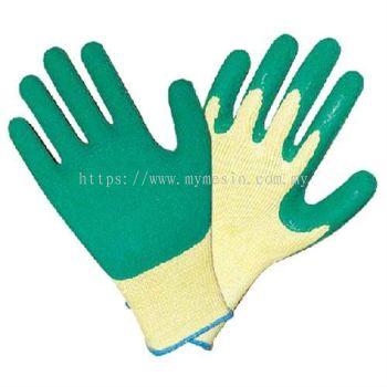 Latex Crinkle Glove