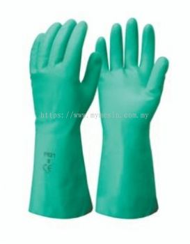 Chemical Nitrile Glove