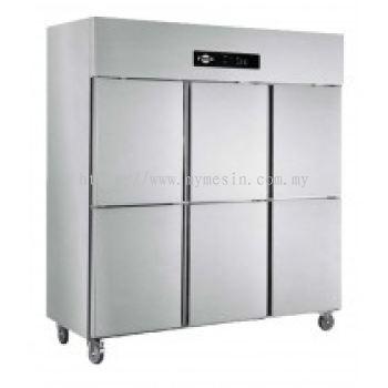 Upright Refrigerator (S/Steel)