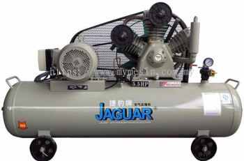JAGUAR 5HP 8Bar 160L Tank Air Compressor (RT80)