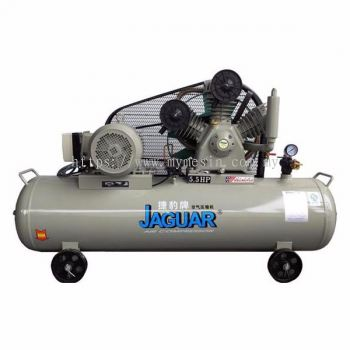 JAGUAR HET80 5HP 12Bar 213L Tank Air Compressor