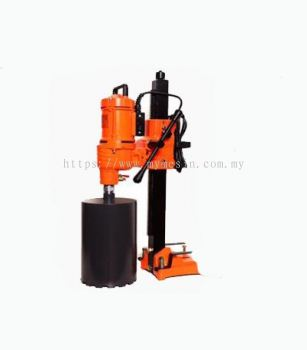 CORING MACHINE AK-250C 2 SPEED VERTICAL DIAMOND CORE DRILL