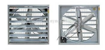 DHF Exhaust Fan Series