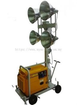 EuroX Lighting Tower TDH6505