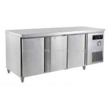 Upright Counter Refrigerator(S/Steel)Freezer