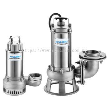 Sewage Submersidle Pump MBS322