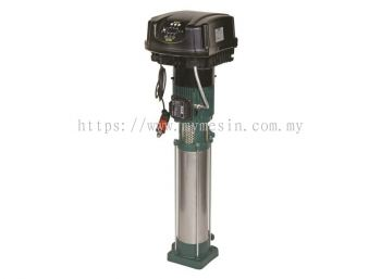 Multistage Centrifugal Pumps\With Vertical Axis With Inverter MCE/P