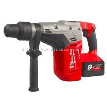 MILWAUKEE M18 CHM 5 KG SDS-MAX DRILLING AND BREAKING HAMMER