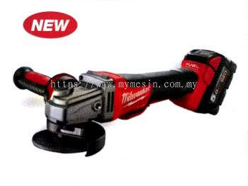 MILWAUKEE M18 CAG100XPDB 100 mm Angle Grinder With Paddle Switch