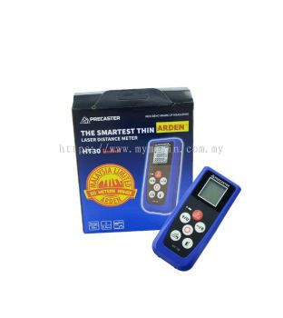 ARDEN AD-HT30 Precaster 30M Laser Measuring Tool with Bluetooth