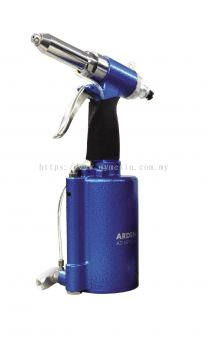 """ARDEN AD-MPR1035 1/4"""" Air Hydraulic Riveter with Vacuum"""