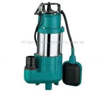 Leo XSP 9-7.5/0.25I Sewage Submersible Pump (Auto) (230v)   [ Code9451 ]