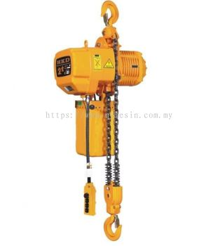 HKD Electric Chain Hoist (Double Speed)