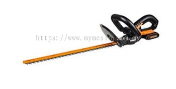 Worx WG259E 20V Max Li-ion 52cm Hedge Trimmer