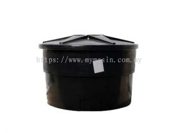 Deluxe PE Tank Round Series Water Storage