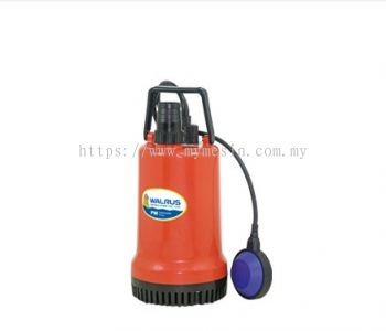 Walrus PW-250AF Submersible Pump