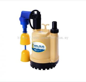 Walrus PW-250EC Submersible Pump