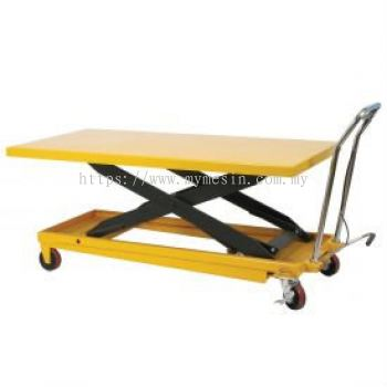 Low Profile Mobile Lift Table