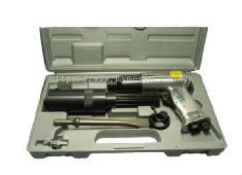 Air Needle Scaler & Chisel Kit
