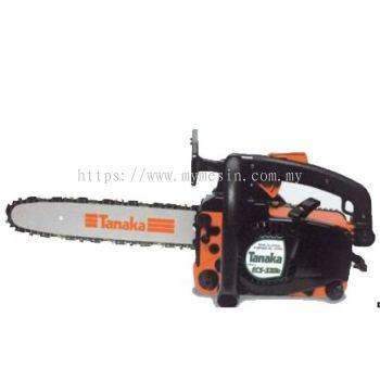 TANAKA ECS-3301D Top Handle Chain Saw