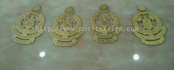 brass Plate/2D badges Logo/stainless steel Laser cutting logo/etching logo n plates