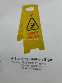 security sign ,wet floor sign ,A standing Caution sign,auto gate sign stop or Seafty First ,smoking zon sign n Etc. (click for more detail)